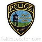 Countryside Police Department Patch