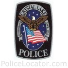 Crystal Lake Police Department Patch