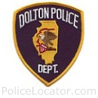Dolton Police Department Patch