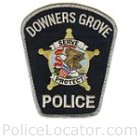 Downers Grove Police Department Patch