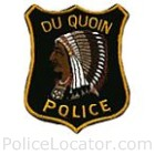 Du Quoin Police Department Patch