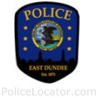 East Dundee Police Department Patch