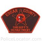 Edgar County Sheriff's Department Patch
