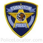 Evanston Police Department Patch