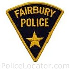 Fairbury Police Department Patch