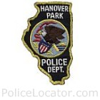 Hanover Park Police Department Patch