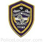 Hoffman Estates Police Department Patch
