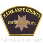 Kankakee County Sheriff's Office Patch