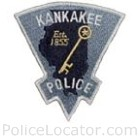 Kankakee Police Department Patch