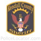 Kendall County Sheriff's Office Patch