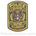 Kildeer Police Department Patch
