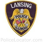 Lansing Police Department Patch