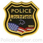 Litchfield Police Department Patch
