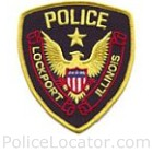 Lockport Police Department Patch
