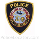 Lyons Police Department Patch