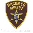 Macon County Sheriff's Office Patch
