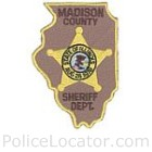Madison County Sheriff's Office Patch