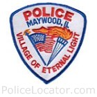 Maywood Police Department Patch