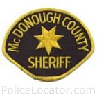 McDonough County Sheriff's Office Patch