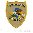 McLean County Sheriff's Office Patch