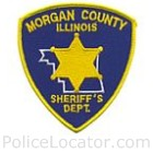 Morgan County Sheriff's Office Patch