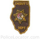 Moultrie County Sheriff's Office Patch