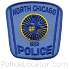 North Chicago Police Department Patch