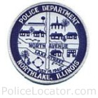 Northlake Police Department Patch