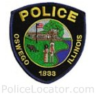 Oswego Police Department Patch