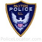 Paxton Police Department Patch