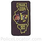 Peoria County Sheriff's Office Patch