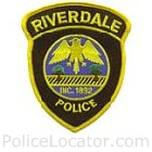 Riverdale Police Department Patch