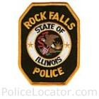 Rock Falls Police Department Patch