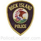 Rock Island Police Department Patch