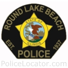 Round Lake Beach Police Department Patch