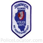 Sandwich Police Department Patch