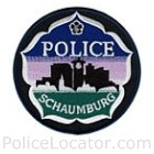 Schaumburg Police Department Patch