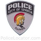 Sparta Police Department Patch