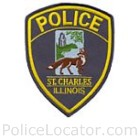 St. Charles Police Department Patch