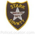 Stark County Sheriff's Office Patch