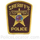 Stephenson County Sheriff's Office Patch