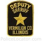 Vermilion County Sheriff's Department Patch