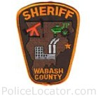 Wabash County Sheriff's Office Patch