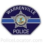 Warrenville Police Department Patch
