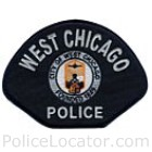 West City Police Department Patch