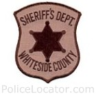 Whiteside County Sheriff's Department Patch
