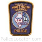 Winthrop Harbor Police Department Patch