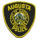 Augusta Police Department Patch