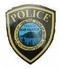Bar Harbor Police Department Patch