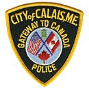Calais Police Department Patch